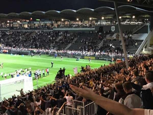 Stade Raymond Kopa, vak: Coubertin F, rij: AC, stoel: 145