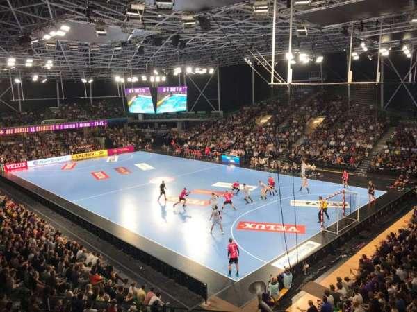 Palais des Sports de Beaulieu, vak: 113A, rij: R, stoel: 175