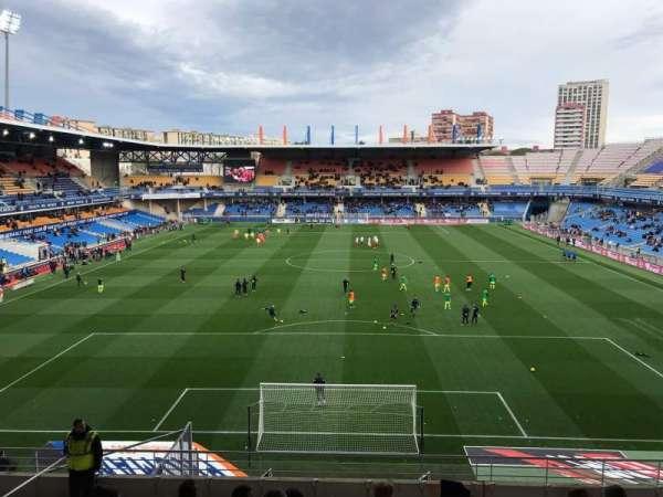 Stade De La Mosson, vak: Minervois, rij: L, stoel: 40