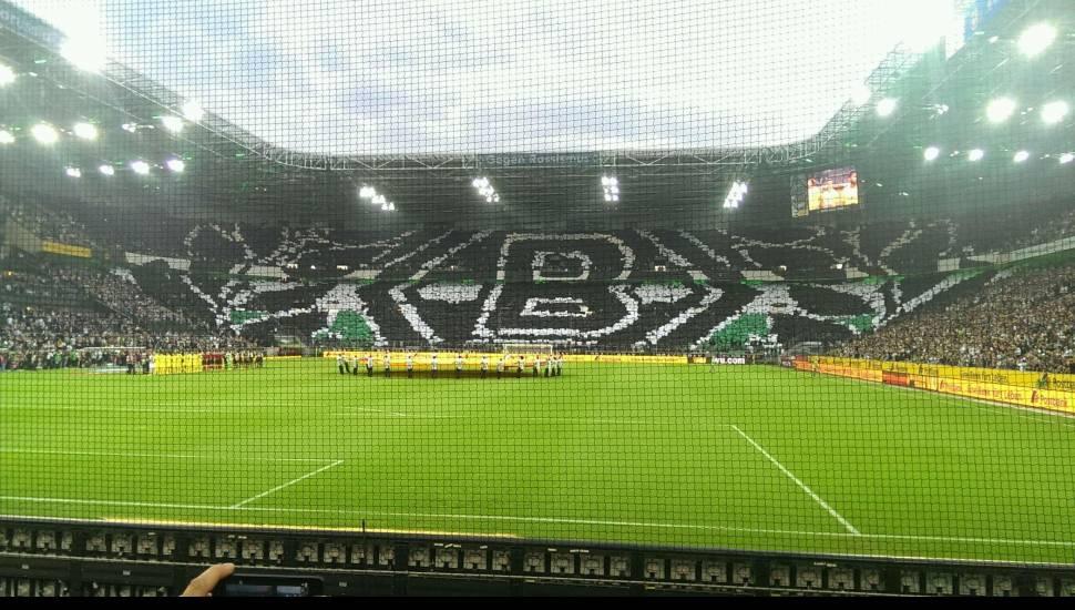 Borussia Park,  Vak <strong>324</strong>, Rij <strong>3</strong>, Stoel <strong>68</strong>