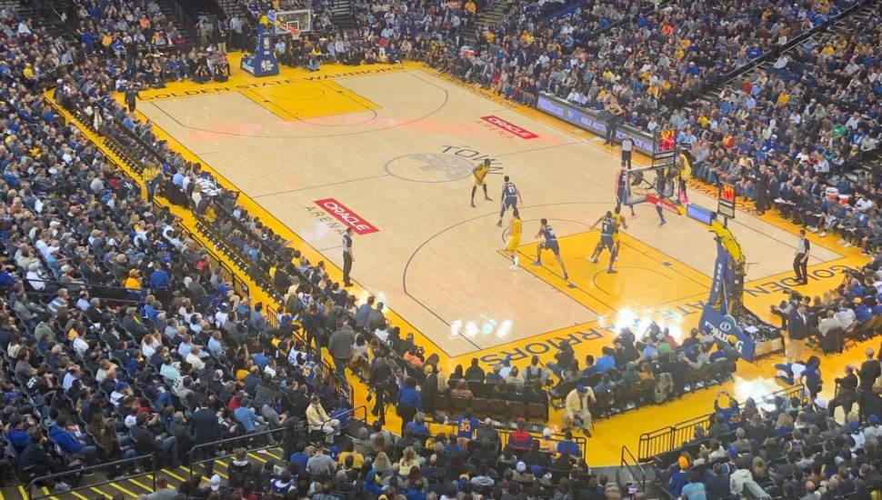 Oracle Arena,
