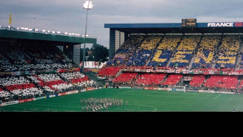 Stade Bollaert-Delelis,  Vak <strong>Tribune Est</strong>, Rij <strong>11</strong>, Stoel <strong>108</strong>