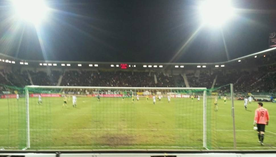 Cars Jeans Stadion,  Vak <strong>Nord Haute</strong>, Rij <strong>L15</strong>, Stoel <strong>67-1</strong>
