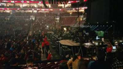 Wells Fargo Center, vak: 115