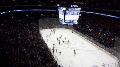 Nationwide Arena, vak: 226, rij: P, stoel: 11