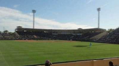 Joker Marchant Stadium, vak: Berm
