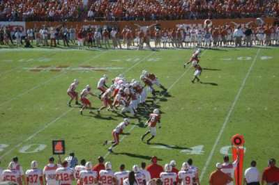 Texas Memorial Stadium, vak: 29