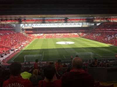 Anfield, vak: 304, rij: 58, stoel: 0145