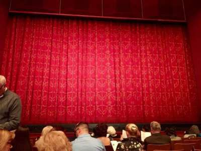 The Kennedy Center Opera House, vak: ORCH, rij: O, stoel: 116