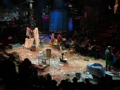 Circle in the Square Theatre, vak: ORCH, rij: K, stoel: 127