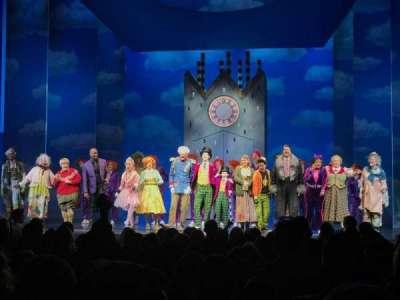 Lunt-Fontanne Theatre, vak: ORCH, rij: P, stoel: 112