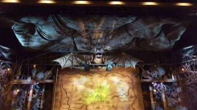 Gershwin Theatre, vak: ORCHESTRA, rij: N, stoel: 108