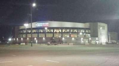 Mohegan Sun Arena at Casey Plaza, vak: Exterior