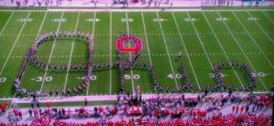 Ohio Stadium, vak: 21C