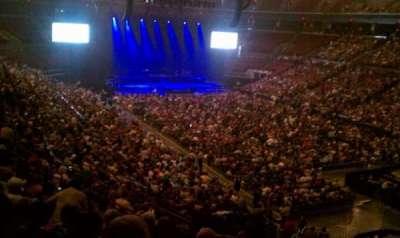 Value City Arena, vak: 201, rij: J, stoel: 1 and 2