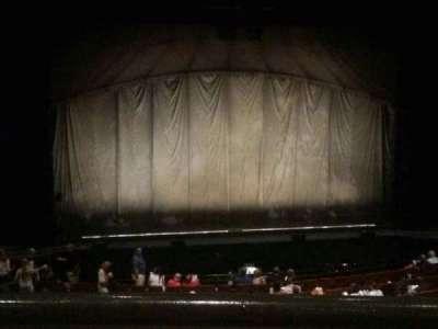 Durham Performing Arts Center, vak: 6, rij: A, stoel: 227