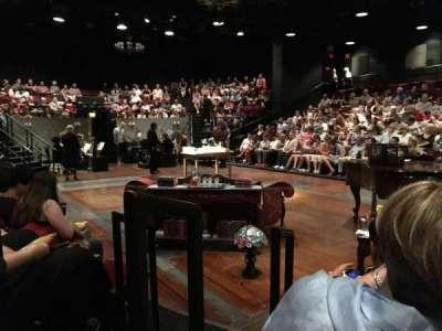 Circle in the Square Theatre, vak: ORCH, rij: C, stoel: 113