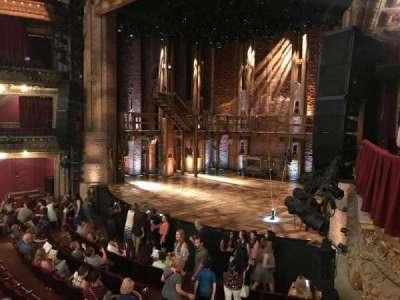CIBC Theatre, vak: DCRBX2, rij: BX2, stoel: 202, 204