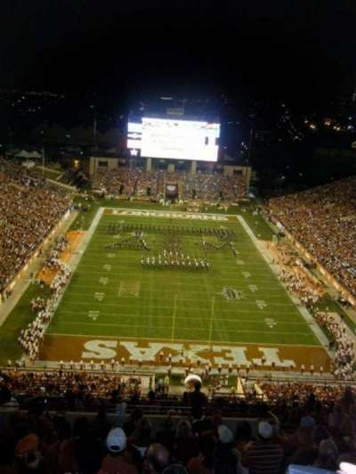 Texas Memorial Stadium, vak: 116