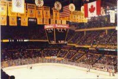 TD Garden, vak: Bal 314, rij: 61, stoel: 320