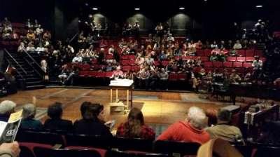 Circle in the Square Theatre, vak: Orchestra, rij: E, stoel: 223