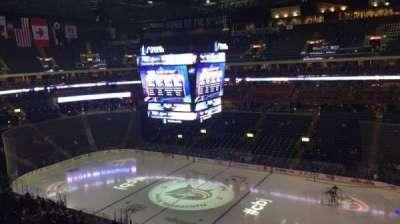 Nationwide Arena, vak: 201, rij: B, stoel: 10