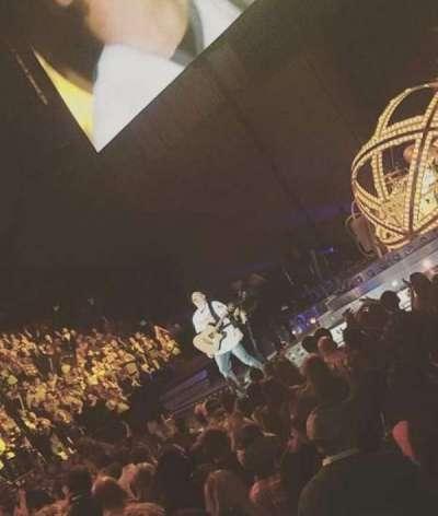 Royal Farms Arena, vak: 106, rij: BB, stoel: 14, 15