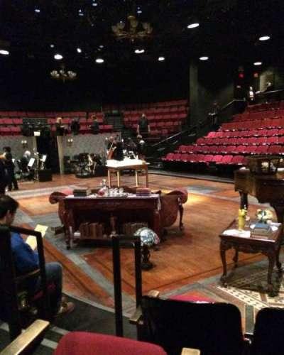 Circle in the Square Theatre, vak: Orch., rij: C