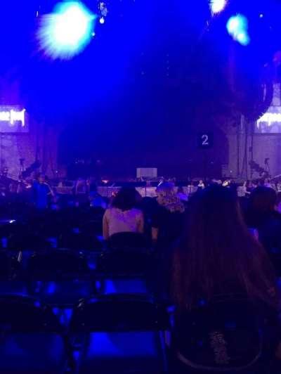 Royal Farms Arena, vak: 5, rij: K, stoel: 14