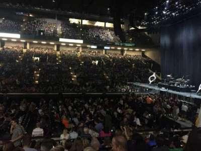Royal Farms Arena, vak: 108, rij: J, stoel: 11