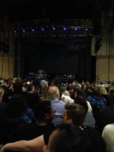 Royal Farms Arena, vak: 1, rij: DD, stoel: 10