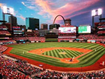 Busch Stadium, vak: Box seats