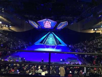 Royal Farms Arena, vak: 229, rij: A, stoel: 1