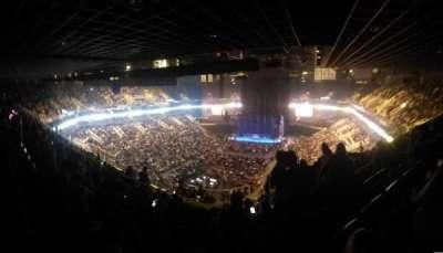 Talking Stick Resort Arena, vak: 209, rij: 13, stoel: 7