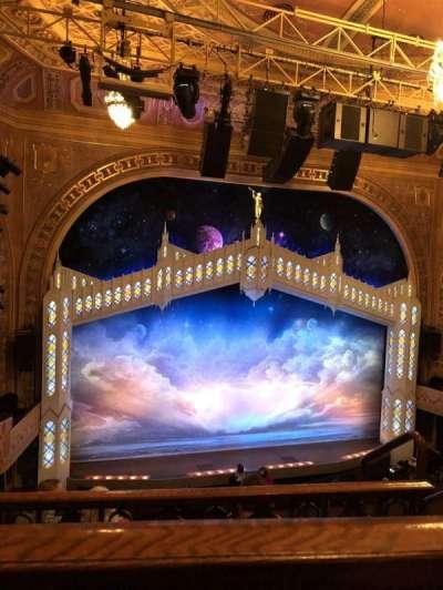 Eugene O'Neill Theatre, rij: E, stoel: 123