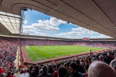 St Mary's Stadium, vak: 12
