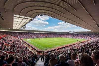 St Mary's Stadium, vak: 14