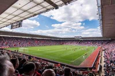 St Mary's Stadium, vak: 15