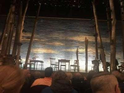 Gerald Schoenfeld Theatre, vak: Orchestra, rij: D, stoel: 108