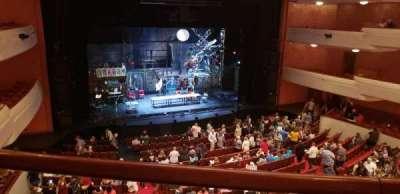 Thrivent Financial Hall at the Fox Cities Performing Arts Center, vak: Grand Tier, rij: A, stoel: 310