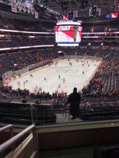Capital One Arena, vak: 211