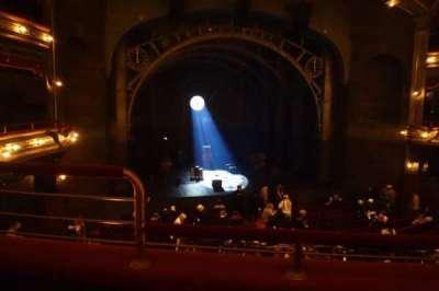 Lyric Theatre, vak: DRESS CIRCLE, rij: B, stoel: 101