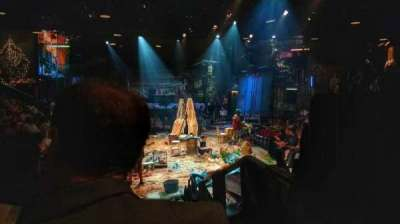 Circle in the Square Theatre, vak: ORCH, rij: E, stoel: 101