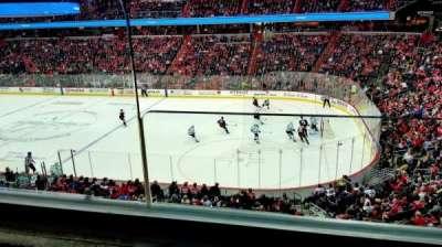 Capital One Arena, vak: 203, rij: A, stoel: 1