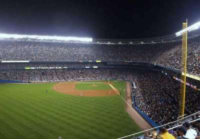 Old Yankee Stadium, vak: 670, rij: E, stoel: 20
