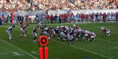 Soldier Field, vak: 143, rij: 5, stoel: 12