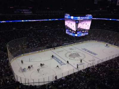 Nationwide Arena, vak: Party Tower 6, rij: 3, stoel: 31