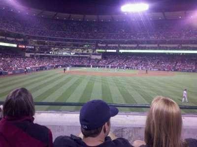Angel Stadium, vak: P237, rij: c, stoel: 13
