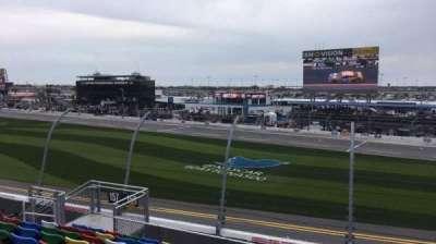Daytona International Speedway, vak: 158, rij: 11, stoel: 11
