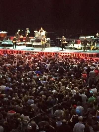 Royal Farms Arena, vak: 224, rij: E, stoel: 14